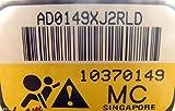 Genuine GM 10370149 Airbag Discriminating Sensor, Front