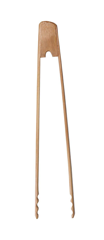 Burnished Bamboo Tongs 11-Inch Joyce Chen 33-2047