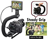Vivitar Action Stabilizing Grip For Nikon Coolpix B500 L340 B700 A900 P900