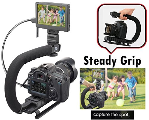 Vivitar Action Stabilizing Grip For Nikon Coolpix B500 L340 B700 A900 P900 by Pro Series