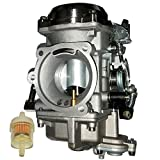 NEW ZOOM ZOOM CARBURETOR FITS HARLEY DAVIDSON DANA ELECTRA GLIDE FATBOY FAT BOY CARB