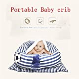 Abreeze Baby Travel Bed Crib Ded Portable Baby