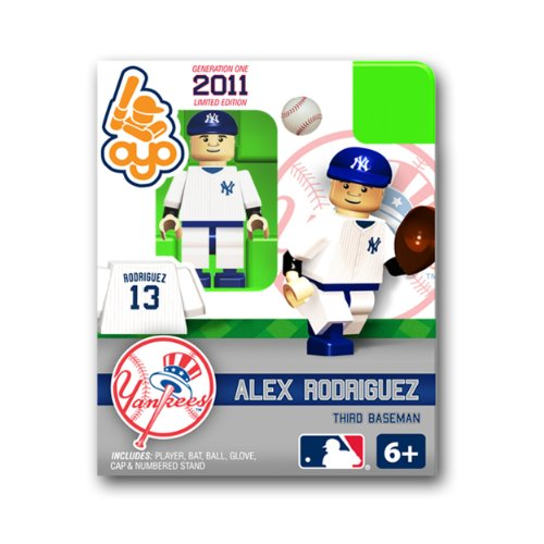 MLB New York Yankees OYO Figure-Alex - Figure Alex Rodriguez