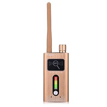 True-Ying T6000 - Detector de señal inalámbrico portátil con Sensor magnético de Alta sensibilidad y antirroturas: Amazon.es: Electrónica