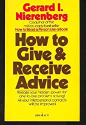 How to Give and Receive Advice