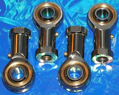 2X SI6T//K Female Right Hand Threaded Rod End Joint Bearing 6mm Ball Joint HI