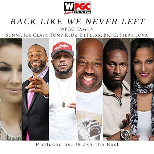 Amazon.com: Back Like We Never Left (feat. DJ Flexx, Big G ...
