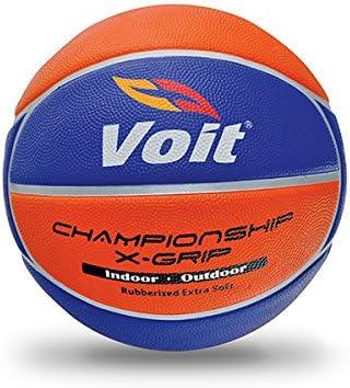 Voit XGrip N:5 - Balón de Baloncesto, Color Amarillo y Azul Marino ...