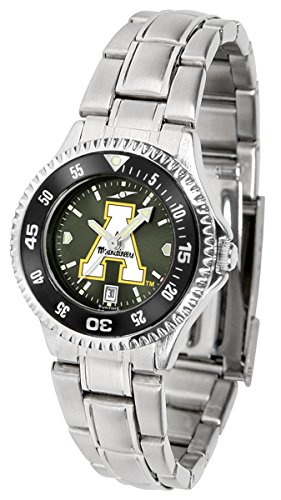 (New Linkswalker Appalachian State Mountaineers Womens Stainless Steel)