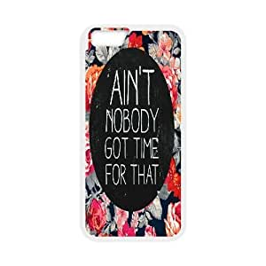 """Ain't Nobody Got Time For That Custom Case for Iphone6 Plus 5.5"""", Personalized Ain't Nobody Got Time For That Case"""
