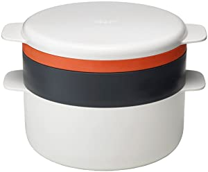 Joseph Joseph 45001 M-Cuisine 4 Piece Stackable Microwave Cooking Set