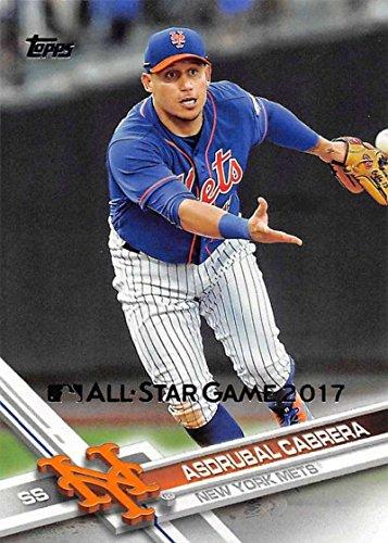 2017 Topps All-Star Game 2017 #86 Asdrubal Cabrera NM-MT Mets