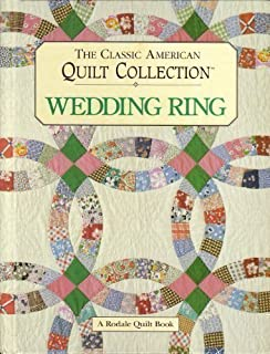 Amazon marti michell double wedding ring template the classic american quilt collection wedding ring maxwellsz