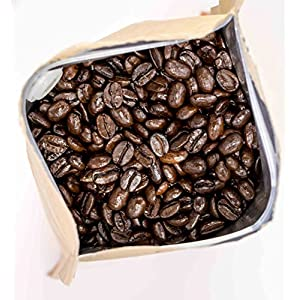 Stone Street Coffee Dark Roast Organic Whole Bean Coffee, 1 lb. Bag