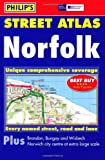 Philip's Street Atlas Norfolk: Pocket (Philip's Street Atlases)