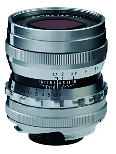 Voigtlander 35mm f/1.7 Ultron Chrome Aspherical Leica M mount
