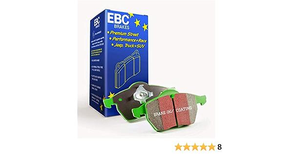 EBC Brakes DP21172 Greenstuff 2000 Series Sport Brake Pad
