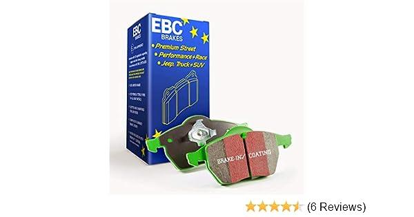 EBC Brakes DP22046 Greenstuff 2000 Series Sport Brake Pad