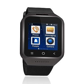 WiFi GPS 3G El más pequeño Smartwatch Phone Ultra Fina Mini ...