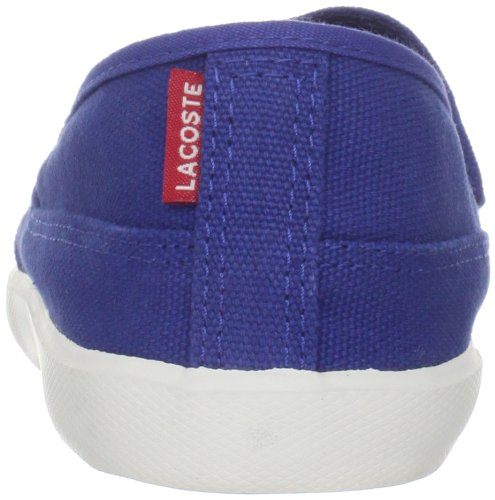 Lacoste Mens Clemente Ci Sneaker Blå / Mörkröd
