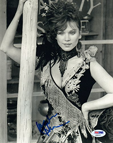 marilu-henner-signed-autographed-8x10-photo-rustlers-rhapsody-rare-psa-dna