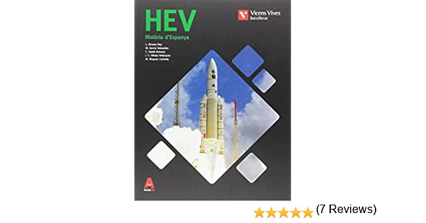 HEV HISTORIA ESPANYA VALENCIA BATX AULA 3D: 000001 - 9788468236223 ...