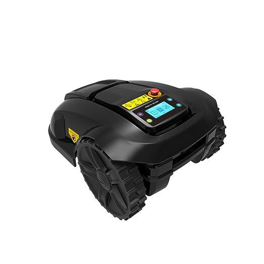 Ancaixin Robot Cortacéspedes Automática Eléctrico E1800 85 W ...