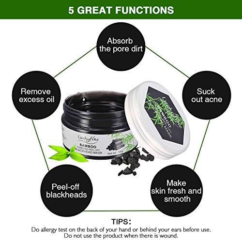 blackhead black mask instructions