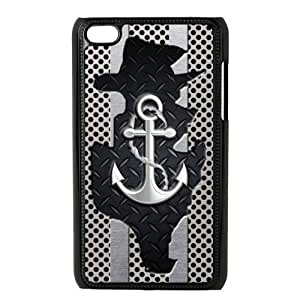 Anchor Protective Hard PC Printed Cover Case for For Iphone 4/4S Cover ,