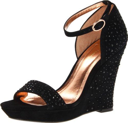 bcbgeneration glamm dress wedge sandals - 1