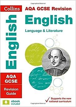 Book AQA GCSE English Language and English Literature Revision Guide (Collins GCSE 9-1 Revision)