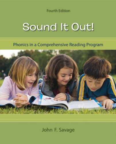 Sound It Out! Phonics in a Comprehensive Reading Program