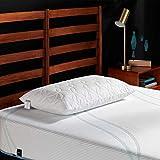 Tempur-Pedic TEMPUR-Cloud Soft & Conforming Pillow, King, White