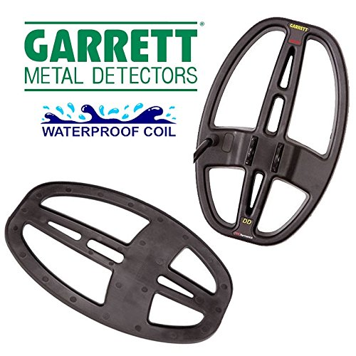 Garrett 5' x 8' DD PROformance Searchcoil for ACE Series Detector with Cover
