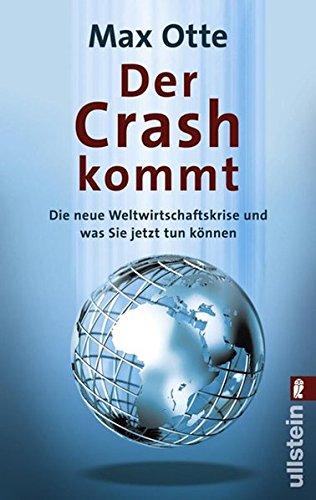 Max Otte - Der Crash kommt / Bild: Amazon.de