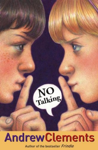 No Talking Andrew Clements
