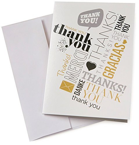 Amazon.com $125 Gift Card in a Greeting Card (Global Thank You Design) (125 Gift Card)