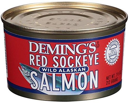 Sockeye Red Salmon - 1