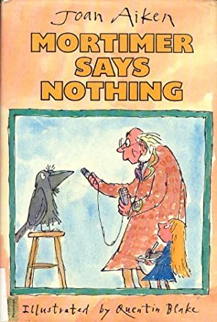book cover of Mortimer Says Nothing