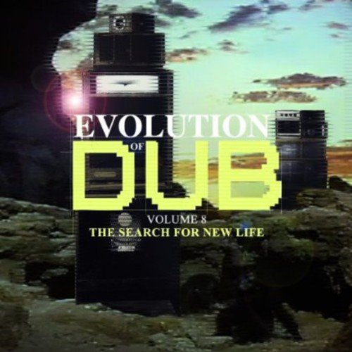 CD : Shane Brown - Evolution Of Dub 8: The Search For New Life /  Various (CD)