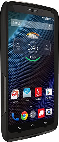 Otterbox 77-50169 Droid Turbo By Motorola Commuter Series Case (black) - Carrying Case - Retail Packaging - Black