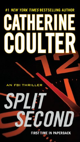 Split Second (An FBI Thriller Book 15)