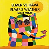Elmer's Weather, David McKee, 1840590807