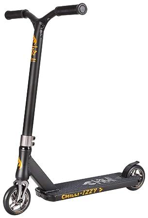 Amazon.com: Chilli Izzy Mini Scooter (Grey) (Renewed ...