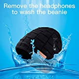 SeClovers Bluetooth Beanie Cap, Bluetooth Headphone