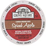 Grove Square Cider Drink Mix Single Serve, Spiced Apple, 24 cups
