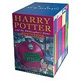 Harry Potter Children's Boxed Set: Paperback editions 1-6