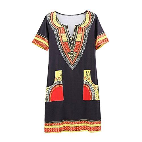 Damen kleider knielang sommer