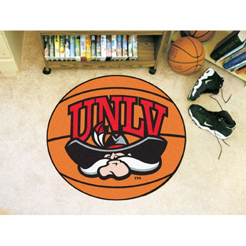 1977 Ncaa Basketball (FANMATS UNLV University of Nevada Las Vegas Basketball Mat)