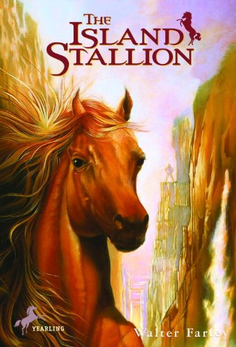 The Island Stallion (Turtleback School & Library Binding Edition) (Black Stallion (Paperback))